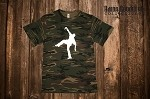 Big Steppin Camouflage T-Shirt - limited edition